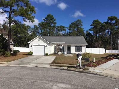 Myrtle Beach Single Family Home For Sale: 304 Kerwin Court