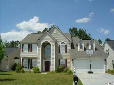 Horry County Single Family Home Active-Pending Sale - Cash Ter: 402 Blackberry Ln.