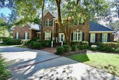 Pawleys Island Single Family Home For Sale: 245 Congressional Drive
