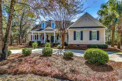Single Family Home For Sale: 857 Preservation Circle
