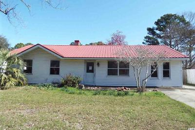 Myrtle Beach Single Family Home For Sale: 1188 Pine Island Rd