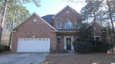 Horry County Single Family Home For Sale: 2154 N Berwick Dr.