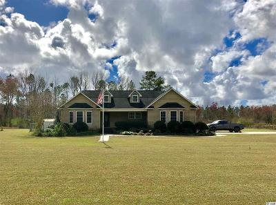 Loris SC Single Family Home For Sale: $219,900