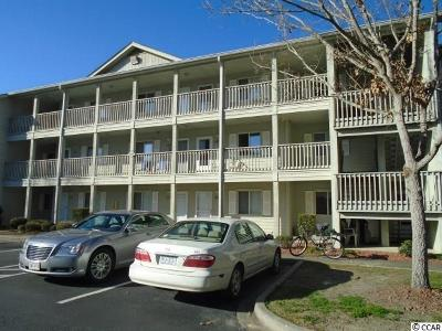 Myrtle Beach SC Condo/Townhouse For Sale: $58,500