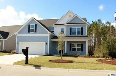 Myrtle Beach SC Single Family Home For Sale: $305,900