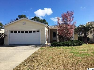 Conway SC Single Family Home For Sale: $129,900