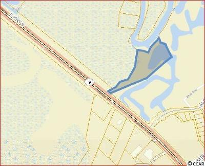 Georgetown County, Horry County Residential Lots & Land For Sale: 1111 Highway 9