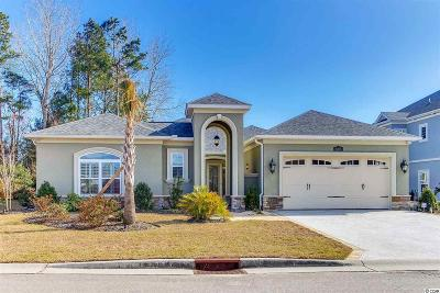 North Myrtle Beach Single Family Home For Sale: 2206 Via Palma Dr