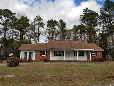 Pawleys Island Single Family Home Active-Pend. Contingent Contra: 181 Moss Dale Ln