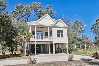 Pawleys Island Single Family Home For Sale: 35 Oyster Pearl Court