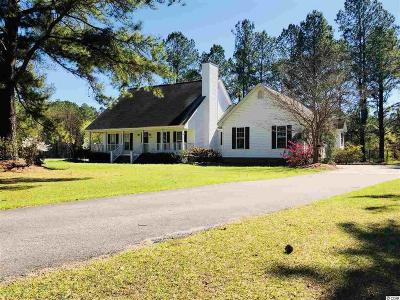 Aynor SC Single Family Home Active-Pend. Cntgt. On Financi: $310,000