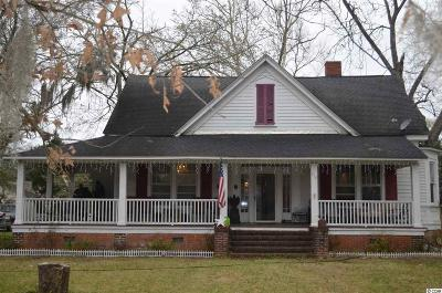 Marion SC Single Family Home For Sale: $149,900