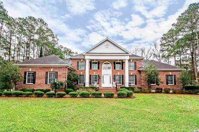 Murrells Inlet Single Family Home For Sale: 1425 Jasmin Lane