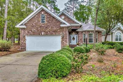 North Myrtle Beach Single Family Home For Sale: 909 Tidewater Drive