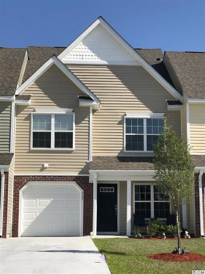 Myrtle Beach Condo/Townhouse For Sale: 409 Rustic Ct. #162