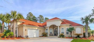 Myrtle Beach Single Family Home For Sale: 721 Oxbow Drive