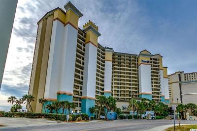 North Myrtle Beach Condo/Townhouse For Sale: 4800 South Ocean Blvd. #1112