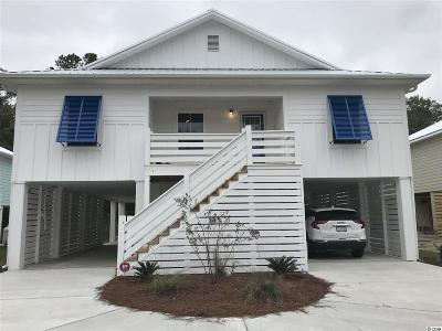 Pawleys Island Single Family Home For Sale: 56 Tidelands Trail
