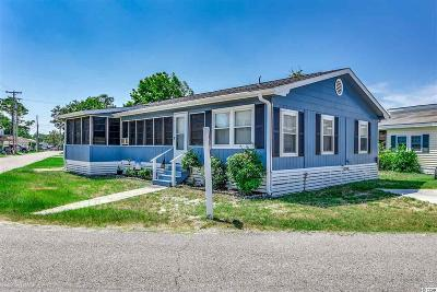 Surfside Beach Single Family Home For Sale: 281 Meadowlark Dr.