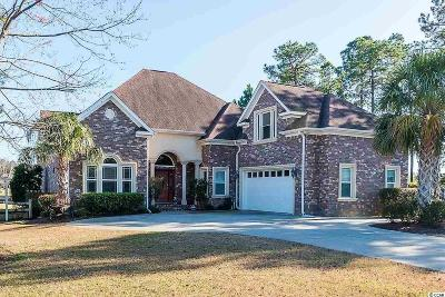 Myrtle Beach Single Family Home For Sale: 2039 Woodburn Dr