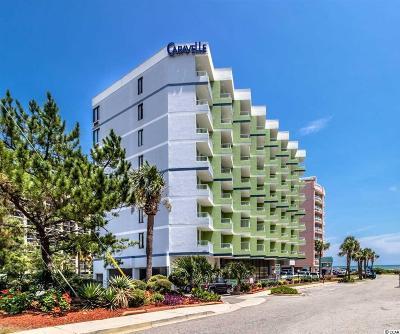 Myrtle Beach Condo/Townhouse For Sale: 7000 N Ocean Blvd. #430