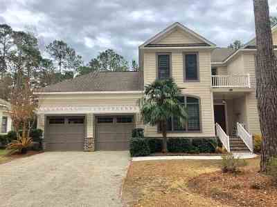 Pawleys Island Condo/Townhouse For Sale: 346 Tuckers Rd. #A