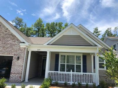 Myrtle Beach Single Family Home Active-Pend. Cntgt. On Financi: 1479 Suncrest Drive