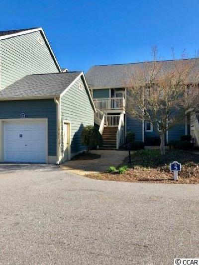 Myrtle Beach Condo/Townhouse For Sale: 816 Castleford Circle #5-F