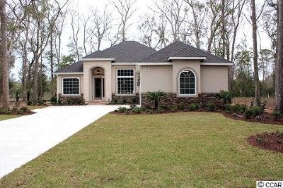 Pawleys Island Single Family Home For Sale: Tbb4 Tanglewood Drive