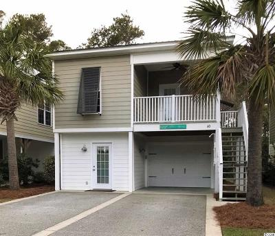 Pawleys Island Single Family Home Active-Pend. Contingent Contra: 40 Haint Place
