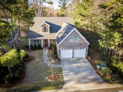 Pawleys Island Single Family Home For Sale: 65 Pintail