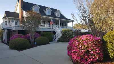 North Myrtle Beach Single Family Home For Sale: 1401 N Hillside Dr.