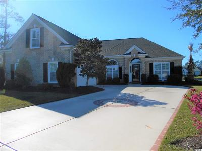 Murrells Inlet Single Family Home For Sale: 8 Hearthstone Way