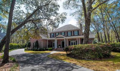 Murrells Inlet Single Family Home For Sale: 4502 Planters Row