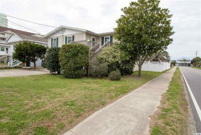 North Myrtle Beach Single Family Home For Sale: 213 54th Ave N