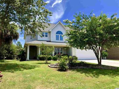 Myrtle Beach Single Family Home For Sale: 4025 Captiva Row