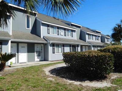 Surfside Beach Condo/Townhouse For Sale: 1890 Colony Drive 17-O #17-O
