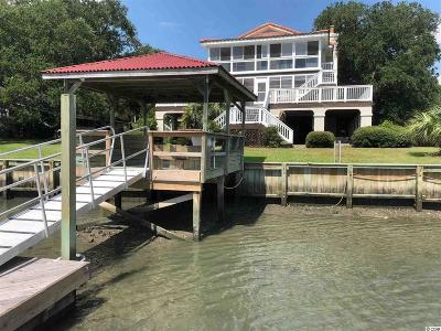 Murrells Inlet Single Family Home For Sale: 4789 Highway 17 Business