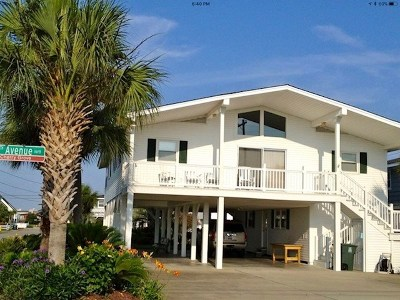 North Myrtle Beach Single Family Home For Sale: 301 N 59th Ave