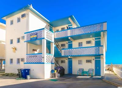 North Myrtle Beach Multi Family Home For Sale: 3802 N Ocean Blvd