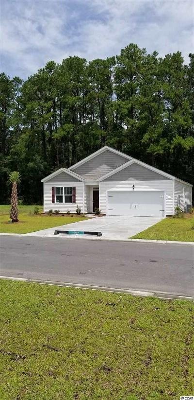 Pawleys Island Single Family Home For Sale: 49 Parkside Drive