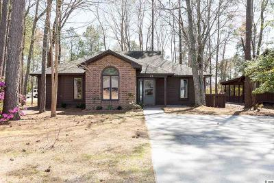 Myrtle Trace Single Family Home For Sale: 117 Myrtle Trace Dr
