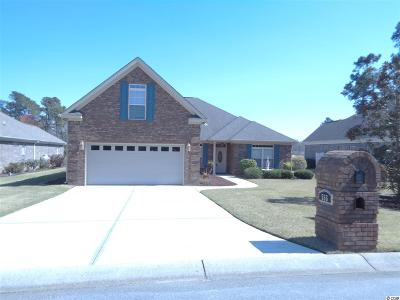Longs Single Family Home For Sale: 555 Quail Court