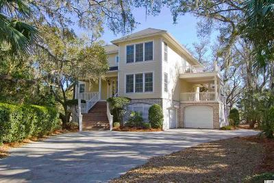 Georgetown Single Family Home For Sale: 267 Sea Island
