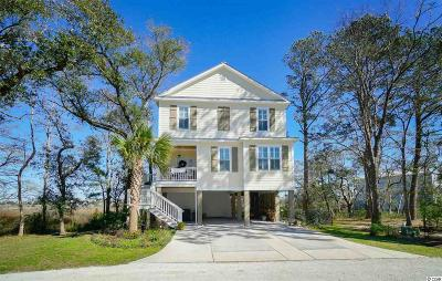 Pawleys Island Single Family Home Active-Pend. Cntgt. On Financi: 27 Marshland View Way