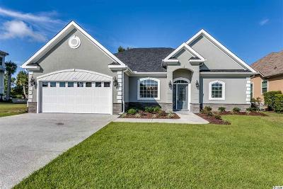 North Myrtle Beach Single Family Home For Sale: 2304 Via Palma Dr