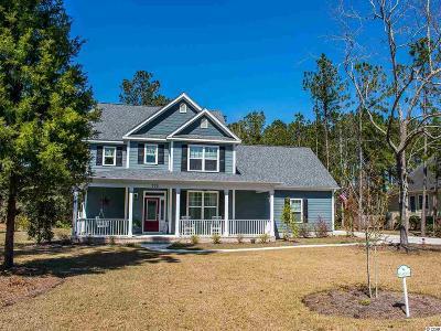 Pawleys Island Single Family Home For Sale: 732 Savannah Drive