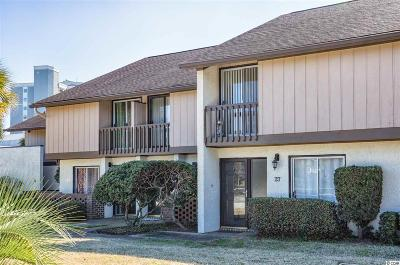 Myrtle Beach Condo/Townhouse For Sale: 10200 Lake Shore Dr. #F27