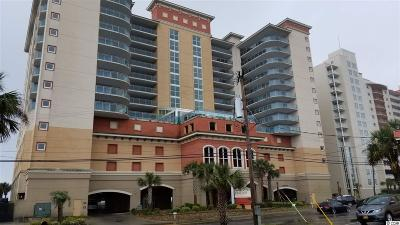 North Myrtle Beach Condo/Townhouse For Sale: 1321 S Ocean Blvd. #806