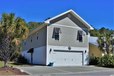 Pawleys Island Single Family Home For Sale: 128 Weatherboard Ct